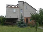 Новый коттедж под Минском готовый для жилья