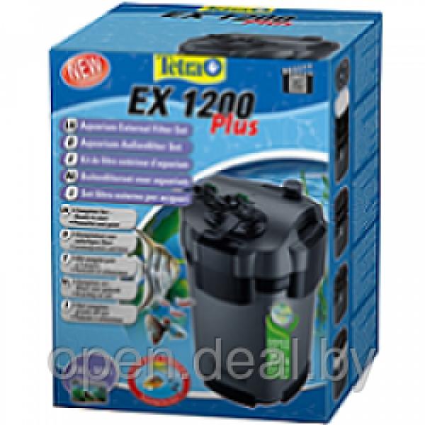 Внешний фильтр для аквариума Tetra EX 1200 Plus