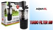 Фильтр внутренний Aquael Turbo Filter NEW 500