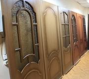 Двери со скидкой из шпона