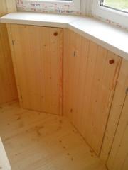 Делаем деревянный пол на балконе выбор материала