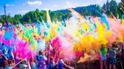 краска холи,  краска для фестивалей оптом и в розницу!