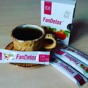 Чай для детоксикации печени ФанДетокс (10 стиков)