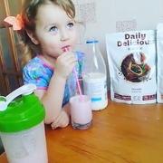 Витаминный коктейль с протеином для здоровья и энергии детей