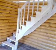 Лестница дачная выгодно. Бесплатный расчет цены