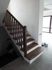 Дубовая лестница по хорошей цене. Гарантия качества