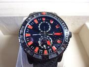 Ulysse Nardin Marine Diver Titanium 263-92-3C - механика с автоподзаводом