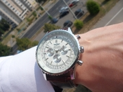Breitling Navitamer brown-white - механика с автоподзаводом
