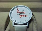 Наручные часы: I Love you