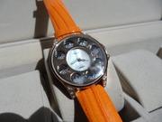 Наручные часы: Chopard Ledi orange