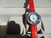 Наручные часы: SWAROVSKI - Lovely Crystals Red
