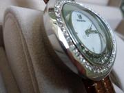 Наручные часы: SWAROVSKI - Lovely Crystals Brown