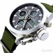 Кварцевые часы AMST 3003 Army