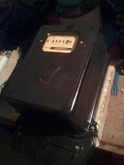 Счетчик электрический типа СА4-И672М трехфазный