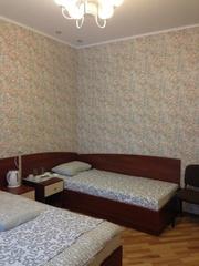 Трехместный номер в хостеле ул. Богдановича,  23.