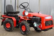 Мини-трактор МТЗ Беларус 132Н (Honda) ЛУЧШИЙ ТРАКТОР РБ