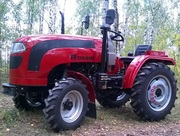 Мини-трактор Rossel RT-244D. Зимние скидки!