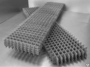 Сетка сварная кладочная 50х4 в картах размером 2х0, 5 метра.