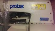 Пуговичная машина Protex TY-373 со столом состояние новой 8029-651-13-14