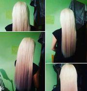Наращивание волос. Скидки до 50 %