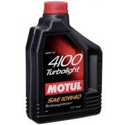 Оригинальные моторные масла MOTUL Syntium Petronas из Франции