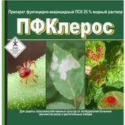 Препарат фунгицидно-акарицидный ПФКлерос(ПСК 25% водный раствор)