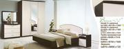 Мебель для спальни Весна. Стильно. Красиво.