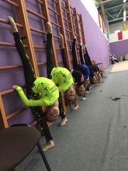 Гимнастика для девочек с 4-х лет