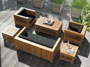 Садовая мебель из дерева под заказ!
