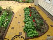Укладка тротуарной плитки,  бордюры Марьина горка от 50 м2
