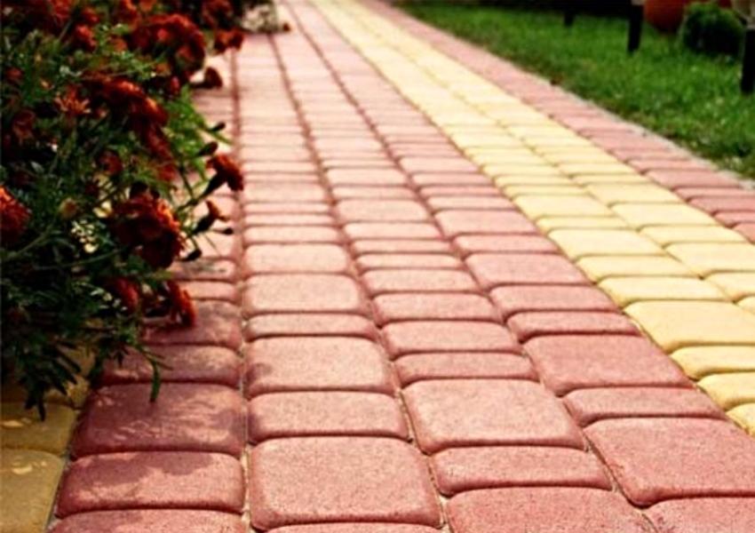 Укладка тротуарной плитки от 50м2 Минск / Шершуны