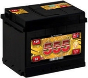 Аккумулятор 555 (140 А/ч),  760А (+ -)