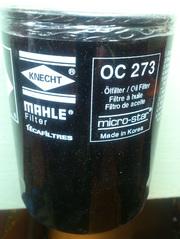 KNEHT OC 273 фильтр масляный для дизелей автомобилей NISSAN продам за 24 б.р.