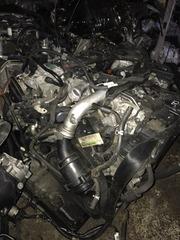 Двигатель Двигатель на Mercedes ML-klasse и GL - klasse