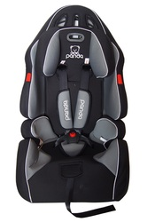 Автокресло Panda Baby Confort gray-black