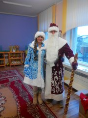 Шоу-программа от Деда Мороза и Снегурочки. Скучно не будет!!!