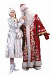 Новогоднее Шоу от Деда Мороза и Снегурочки