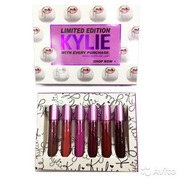 Набор помад Kylie Limited Edition 6 штук