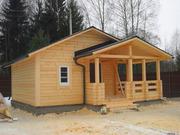 Построим для вас качественную деревянную Баню