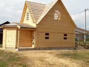 Деревянный Дом.Строительство под ключ качественно