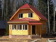 Построим Дом из бруса на любой вкус и бюджет