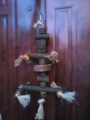 Игрушки для попугаев.В наличии и Под заказ.Собственное изготовление.