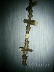 Игрушки для различных грызунов.Из натурального дерева с корой