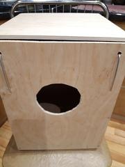 Гнездовые домики для птиц собственного изготовления