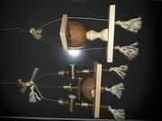 Фуражилки для умных, сильных попугаев