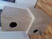 Домики для разведения птиц