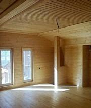 Отделка деревянных Домов и Бань. Недорого