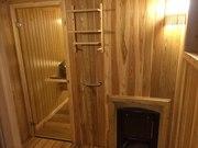Внутренняя и наружная отделка бани,  сауны и парной