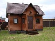 Недорогие срубы домов и бань. Фундамент,  кровля,  отделка