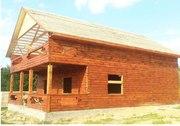 Строительство брусовых Домов,  бань без отделки и под ключ